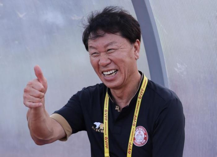 Theo bản tin thể thao hôm nay, HLV Chung Hae Seong tự tin sẽ giành trọn vẹn 3 điểm trước đại diện Myanmar.