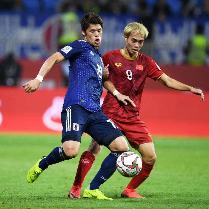 Việt Nam chỉ chịu thua ĐT Nhật Bản ở tứ kết Asian Cup 2019.