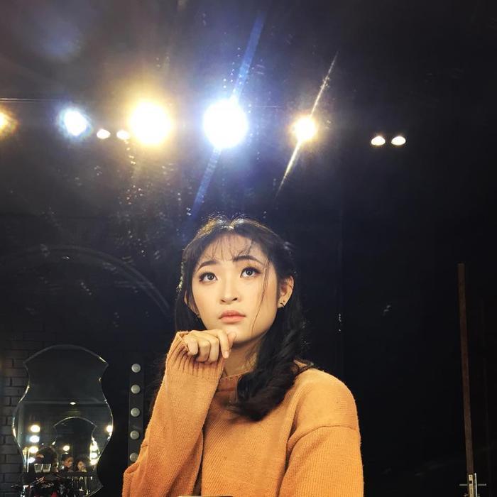 Mr & Miss 2019 - Gương mặt sinh viên 2019 là cuộc thi nhan sắc đầu tiên mà Bùi Linh Chi tham gia.