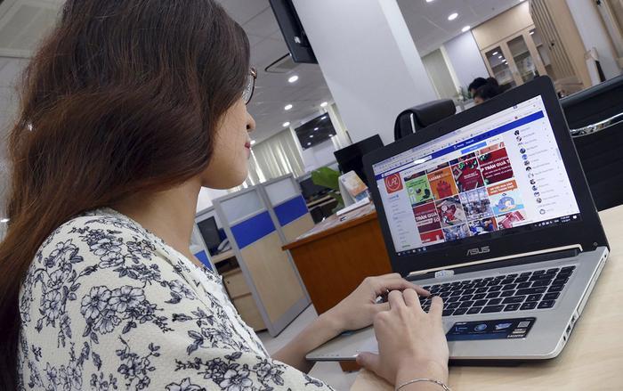 Cục Thuế TP Hà Nội đã xác định được trên 1.000 chủ tài khoản phải thực hiện đăng ký thuế, kê khai thuế. (Ảnh minh hoạ; nguồn: Internet)