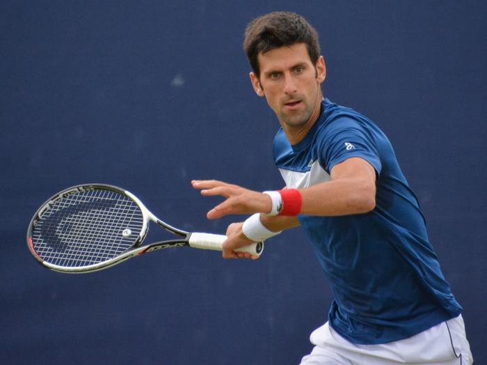 Theo bản tin thể thao hôm nay 07/11/2019,Djokovic tỏ ra thán phục các tay vợt trẻ.