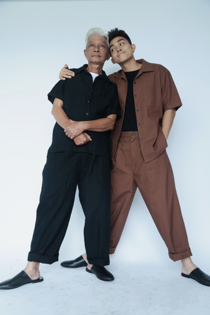 Jun Phạm khoe ảnh chụp cùng bố đầy tình cảm, cho biết chẳng bao giờ bị ép lấy vợ