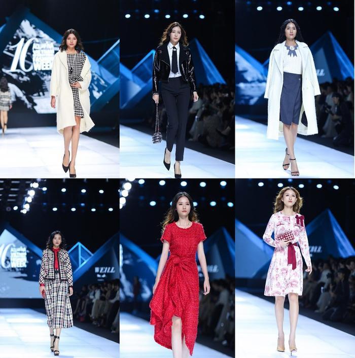 Xu hướng thu đông 2019 mới nhất của Weill tại Tuần lễ thời trang Quốc tế Việt Nam ảnh 8