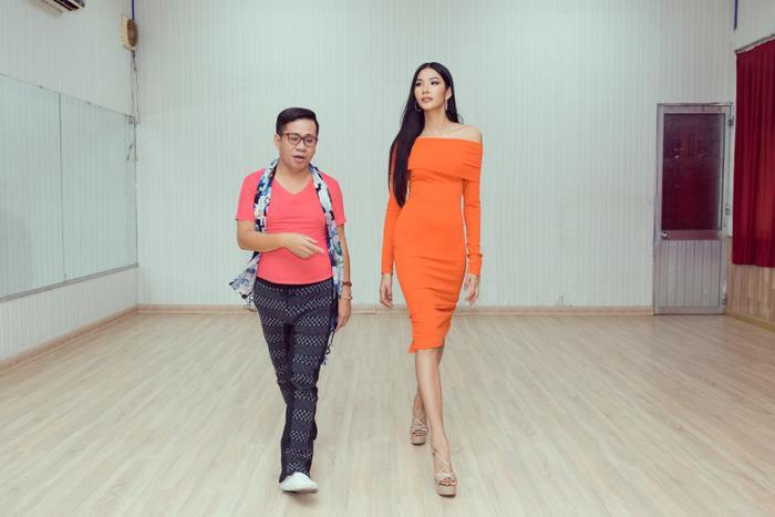 Thầy dạy catwalk của HHen Niê 3 lần liên tiếp khẳng định Hoàng Thùy sẽ đăng quang Miss Universe 2019 ảnh 2
