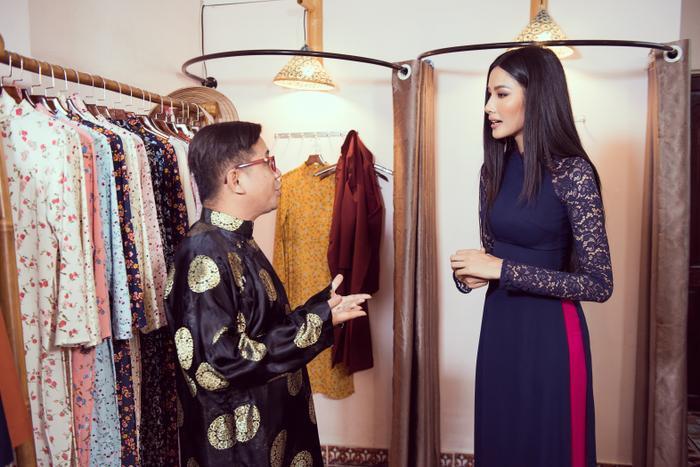 Thầy dạy catwalk của HHen Niê 3 lần liên tiếp khẳng định Hoàng Thùy sẽ đăng quang Miss Universe 2019 ảnh 10