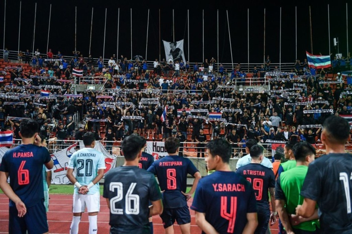 ĐT Thái Lan hiện tại có rất nhiều cầu thủ có thể đá SEA Games 30.