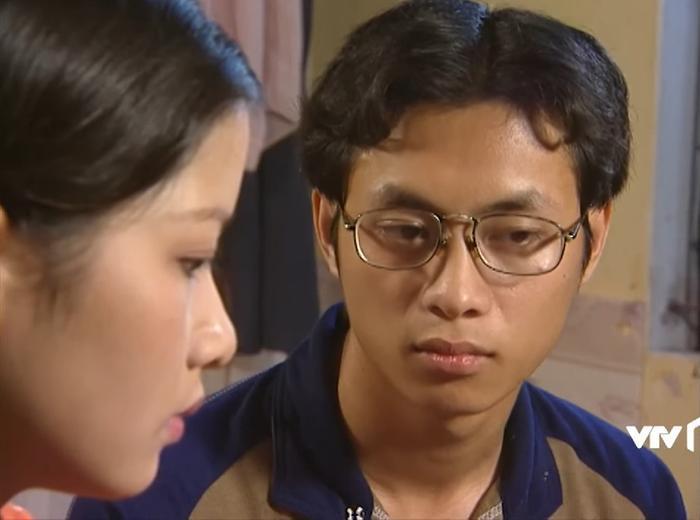 """Nguyễn Thành Vinh trong vai diễn Nam của bộ phim truyền hình """"Phía trước là bầu trời"""""""
