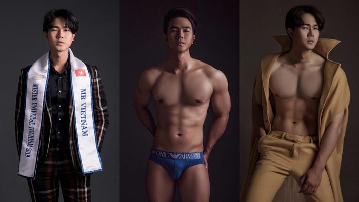 Chàng trai người Hàn Quốc gốc Việt Nguyễn Luân, tên tiếng Hàn là Lee Won được đặt nhiều kỳ vọng cho cuộc thi này