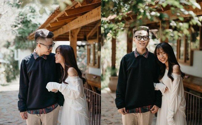 Joyce Phạm và chồng Tâm Nguyễn