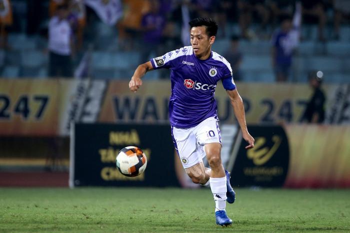 Văn Quyết xứng đáng đoạt Quả bóng vàng Việt Nam 2019. Ảnh: Hà Nội FC.