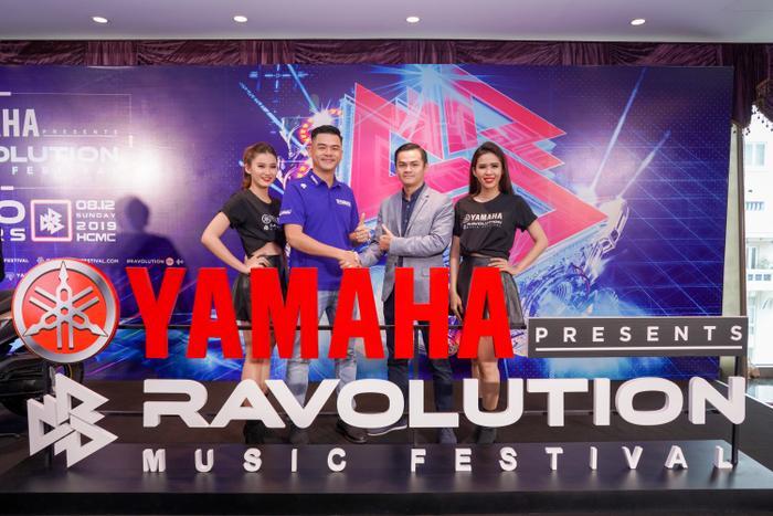 Đồng hành cùng suốt 2 kỳ lễ hội Yamaha Ravolution Music Festival liên tiếp chỉ trong một năm, Yamaha Motor Việt Nam mong muốn mang lại cho giới trẻ Việt không gian âm nhạc sôi động, hiện đại với nhiều hoạt động đồng hành ý nghĩa dành cho các bạn trẻ.