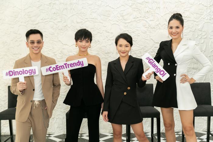 Dàn khách mời trong tập 6 Miss Universe Vietnam 2019.