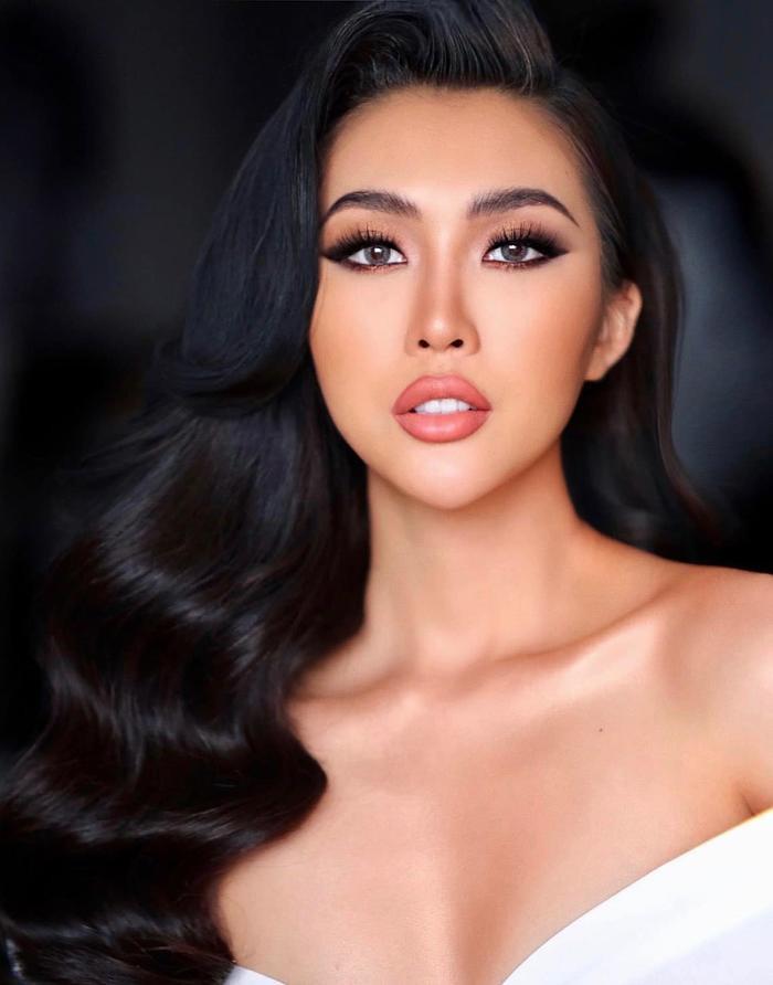 1 trong 7 thí sinh trong đội Khánh Linh là Tường Linh - cô bạn cũ từng cùng tham gia Gương mặt thương hiệu 2017.