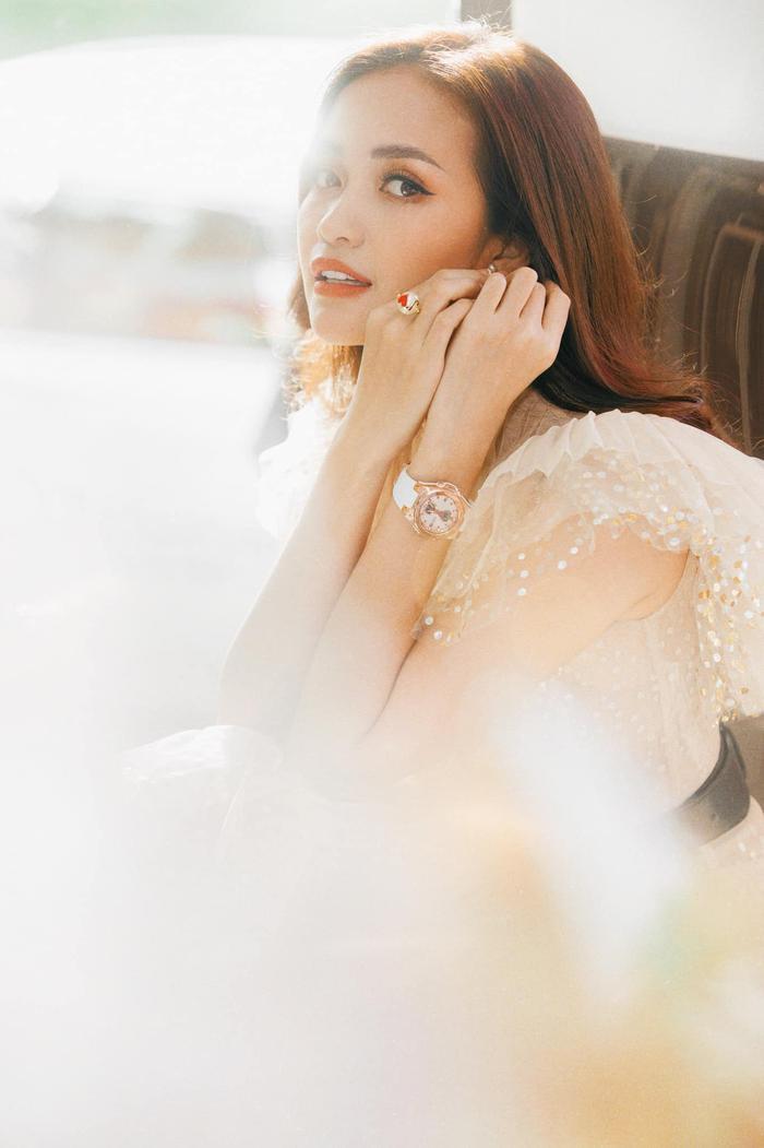 Ngọc Châu - đại diện Việt Nam tại Hoa hậu Siêu quốc gia 2019.