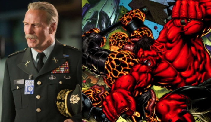 Fan rất trông chờ Thaddeus hóa thành Red Hulk trong tương lai.