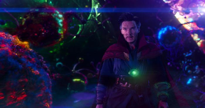 Một khoảnh khắc ăn mừng của Stephen Strange mẫu mực sau khi tìm ra đa vũ trụ sẽ rất thú vị.