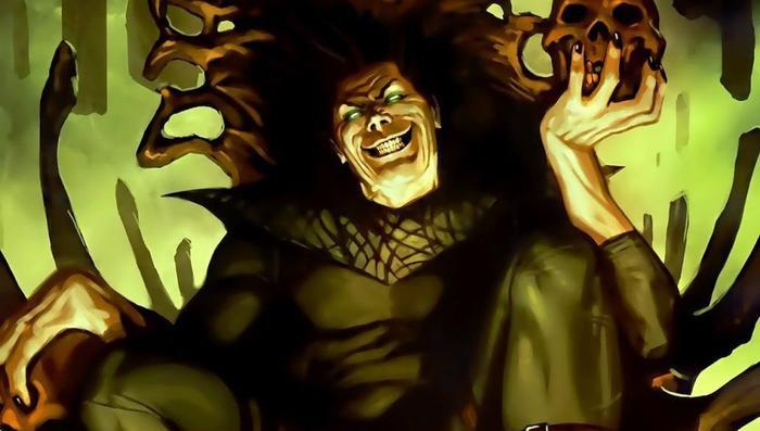 Nightmare dùng chính nỗi sợ của đối phương để kết liễu họ.