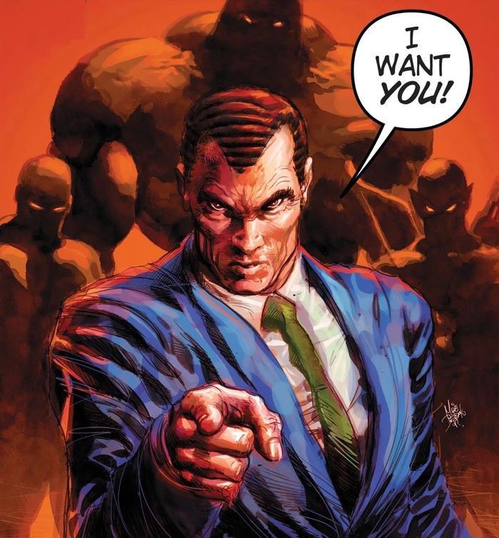 """Norman Osborn là kẻ thù nguy hiểm nhưng hoàn toàn thích hợp với bối cảnh của """"Spider-Man 3""""."""