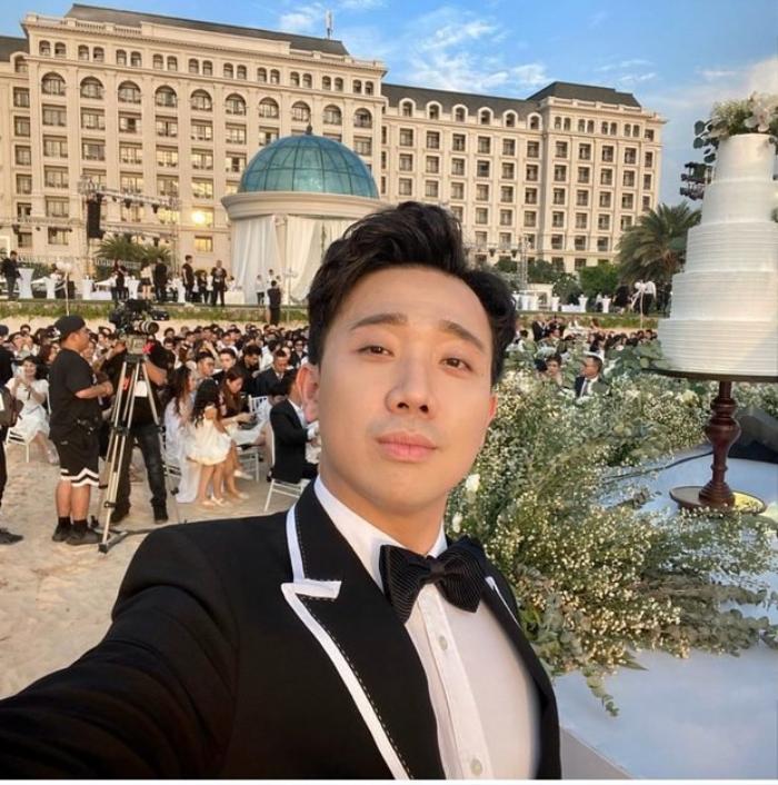 """Trấn Thành làm MC trong đám cưới """"thế kỉ"""" của Đông Nhi và Ông Cao Thắng"""