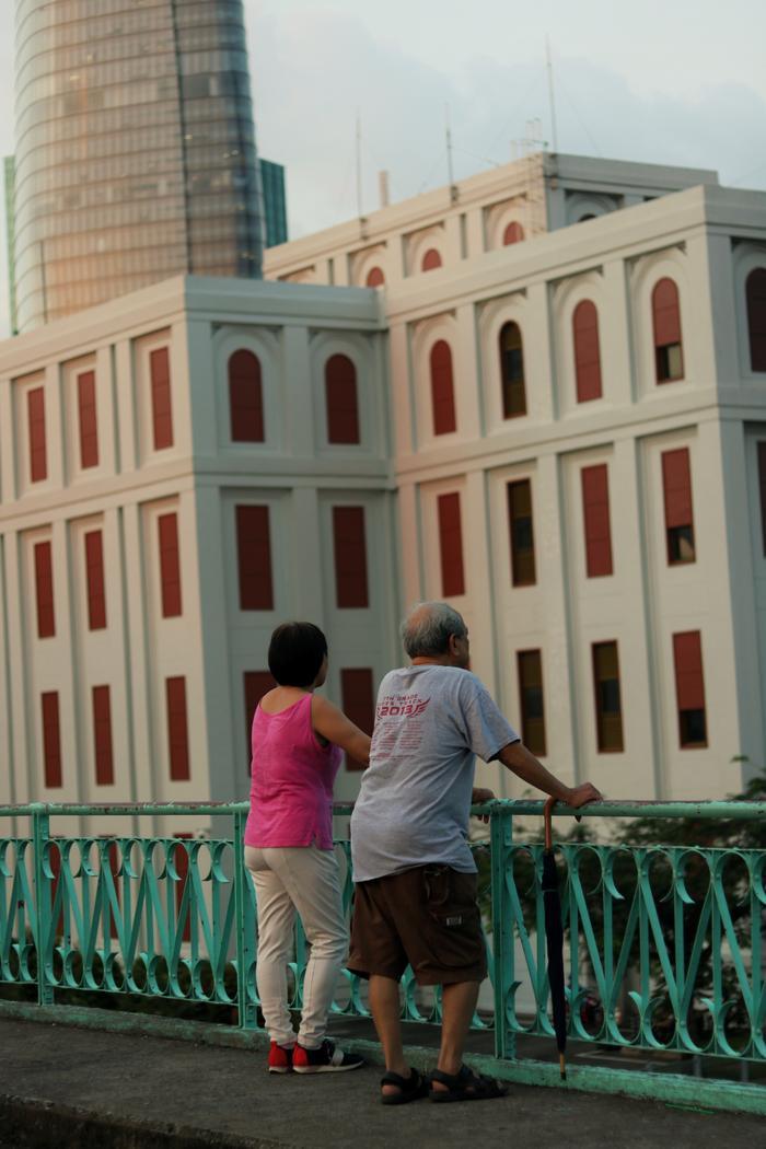 Sài Gòn vào đông: Bước chuyển mùa âm thầm và nhẹ nhàng chẳng ai hay biết ảnh 10