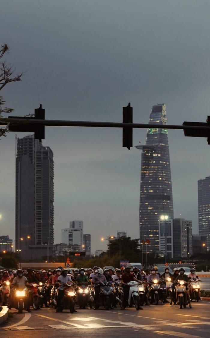 Sài Gòn vào đông: Bước chuyển mùa âm thầm và nhẹ nhàng chẳng ai hay biết ảnh 13