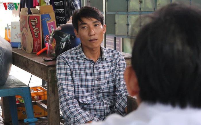 Đối tượng Phạm Chí Linh, người đã hành hung vợ tại Tây Ninh sẽ được đưa ra xét xử vào ngày 21/11 tới đây. Ảnh: Báo VOV