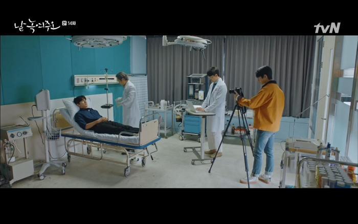 Dong Chan quyết định thử thuốc giải trước mà không nói cho Mi Ran biết.