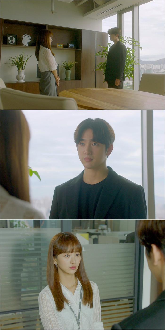 Jinyoung (GOT7) bất ngờ làm cameo vai người đàn ông muốn đông lạnh cùng người yêu sắp chết trong Melting Me Softly?