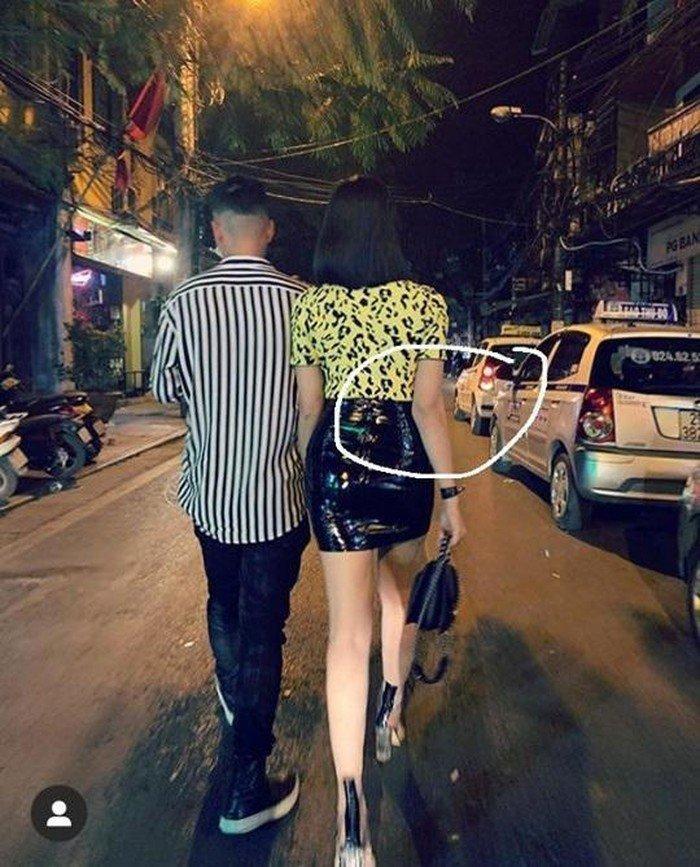 Sau bức ảnh photoshop lộ liễu gây bão mạng xã hội, Lưu Đê Ly nói gì? ảnh 2