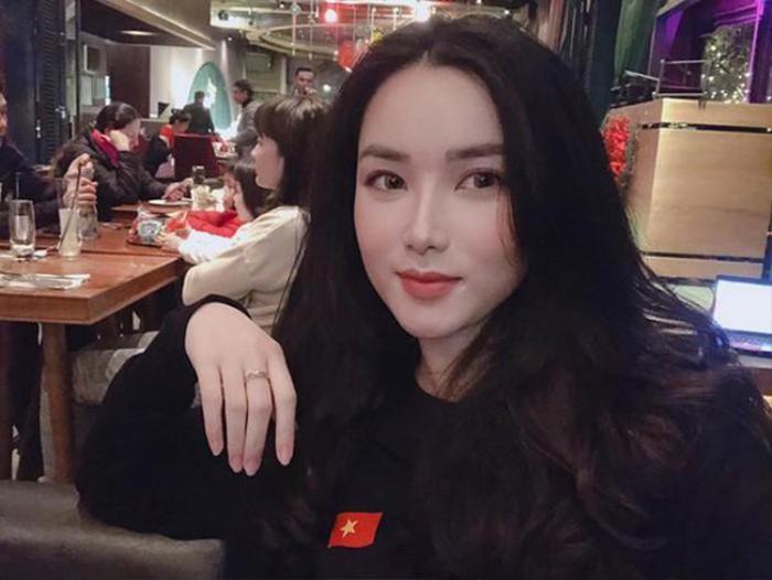 Khánh Linh liên tục phủ nhận có mối quan hệ với Bùi Tiến Dũng