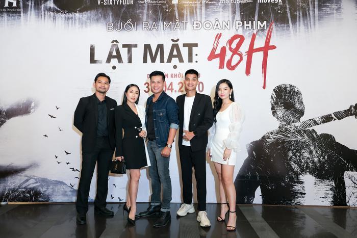 Phim Lt mt 5 48h ca L Hi chuyn hng sang hnh ng Liu c tip tc thu v trm t nh 14