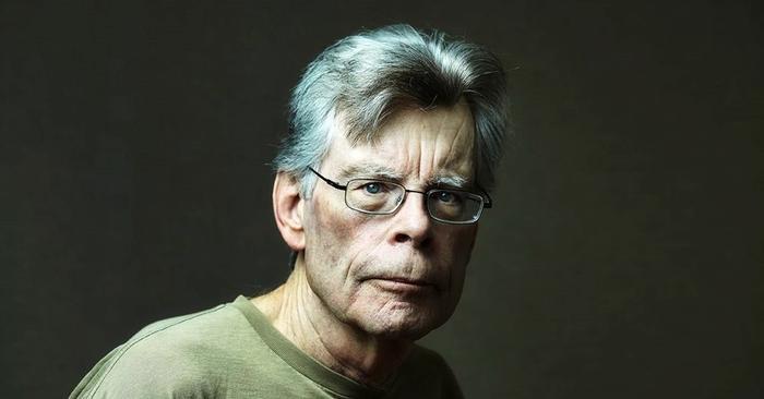 Tác giả Stephen King.