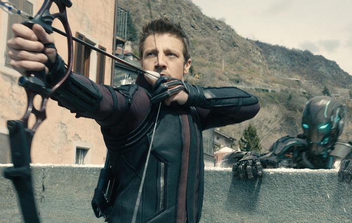 Nếu không phải Iron Man, Robert Downey Jr. sẽ vào vai Hawkeye trong MCU! ảnh 1