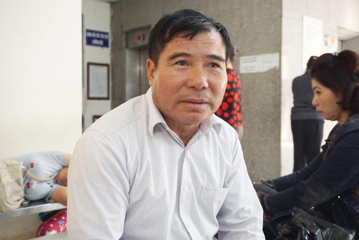 Ông Khanh (bác ruột Cúc) cho biết, chi phí điều trị hai ngày qua đã lên đến hơn 40 triệu đồng.