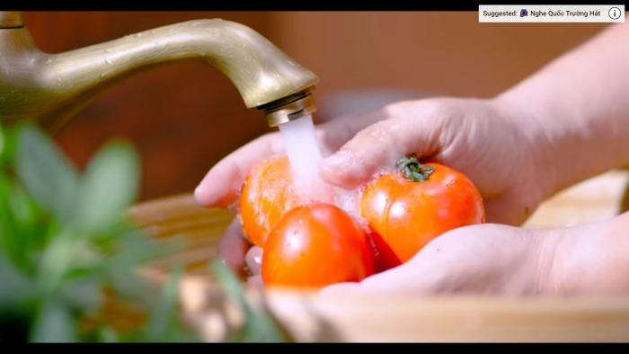 Quốc Trường cho ra mắt web series Vào bếp đi con sau vai Vũ vẻ vang trong Về nhà đi con ảnh 0