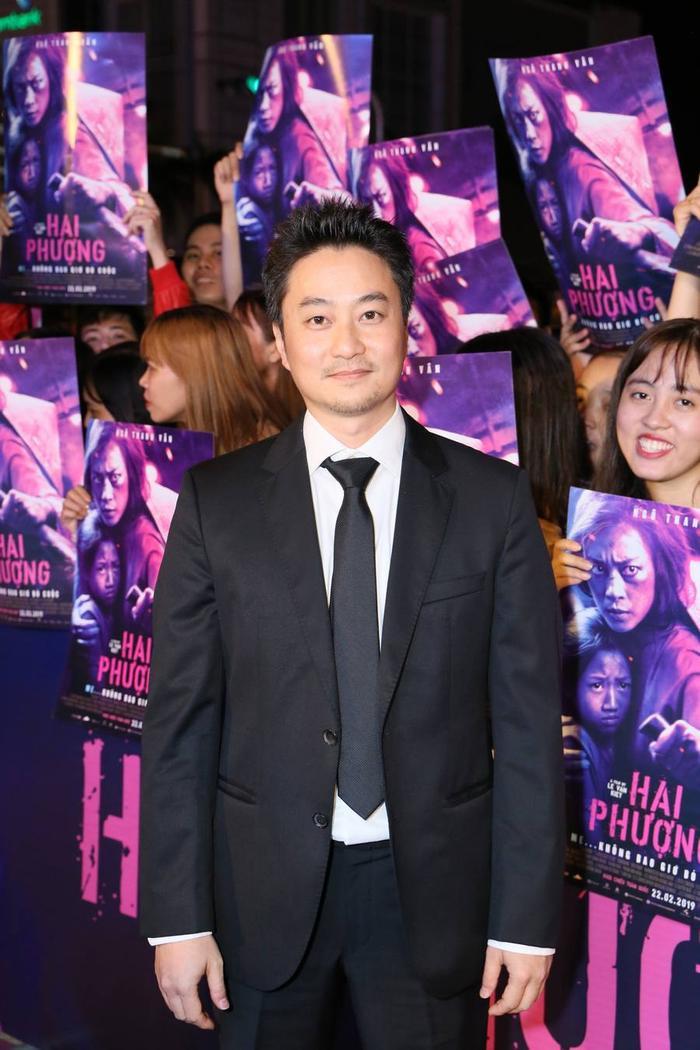 Đạo diễn Lê Văn Kiệt