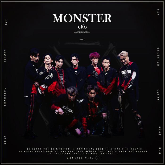 Nhờ 'Monster', EXO chính thức sở hữu MV đầu tiên cán mốc lượt xem ấn tượng này
