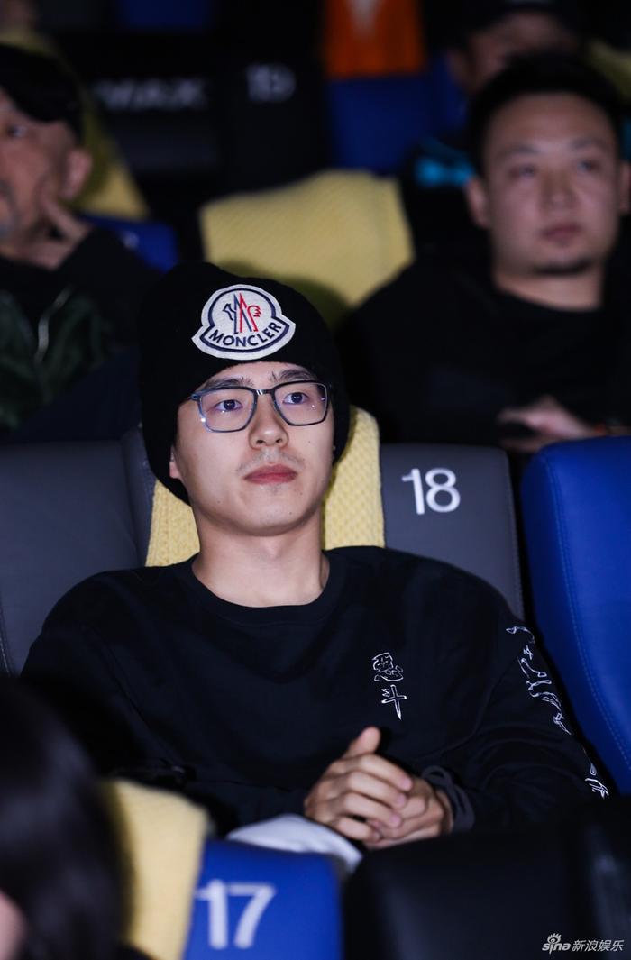 Lưu Hạo Nhiên xuất hiện ủng hộ phim mới, vô tình tiết lộ bí mật giữ bấy lâu với Mã Tư Thuần ảnh 9