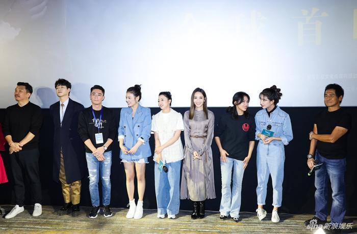 Lưu Hạo Nhiên xuất hiện ủng hộ phim mới, vô tình tiết lộ bí mật giữ bấy lâu với Mã Tư Thuần ảnh 13