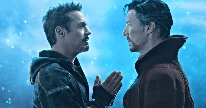 Doctor Strange thực chất đã cố tính loại trừ cả Iron Man và Thanos? ảnh 6