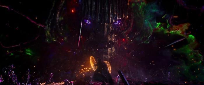 Doctor Strange thực chất đã cố tính loại trừ cả Iron Man và Thanos? ảnh 8