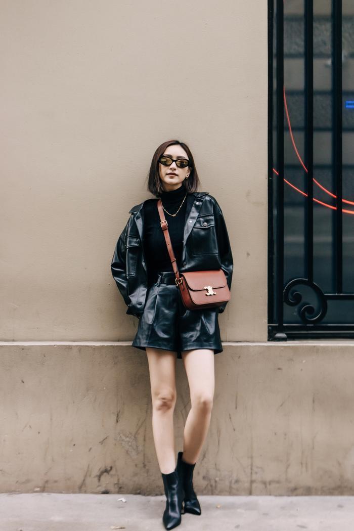 Mang loạt túi hiệu nghìn đô, á hậu Hà Thu chiếm sóng tại đường phố Paris ảnh 10