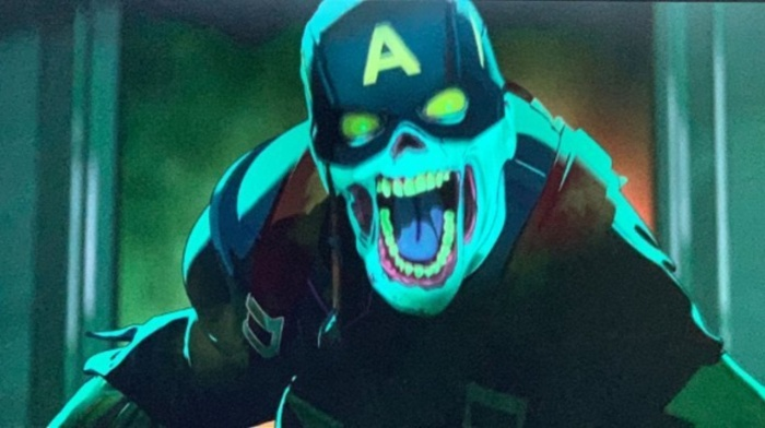 Captain America hóa thây ma trong What If…?.