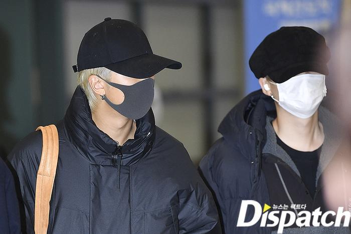 Jin khoe mặt mộc tựa mỹ nam, áp đảo toàn bộ thành viên còn lại của BTS tại sân bay ảnh 13