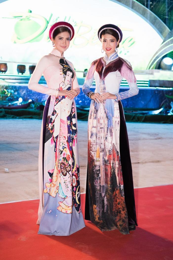 Xuất hiện tại quê nhà Bến Tre, Phương Khánh được fan khen ngoài đời đẹp hơn trong ảnh hàng trăm lần ảnh 12