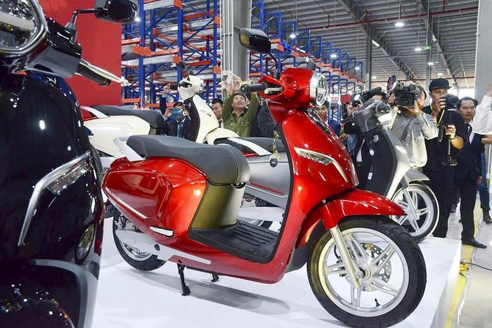 Văn phòng quan hệ nhà đầu tư (investor relations office - IRO) của VinFast cho biết, đã có 30.000 chiếc xe máy điện VinFast được bán ra kể từ tháng 11/2018.