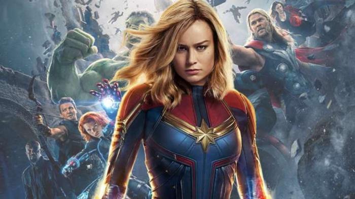 'Avengers: Age of Ultron' vốn được chuẩn bị để Captain Marvel debut ảnh 1