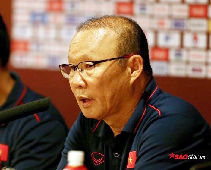 HLV Park Hang Seo sẽ còn một thử thách khác là U22 Việt Nam và U22 Thái Lan đụng nhau ở vòng cuối.