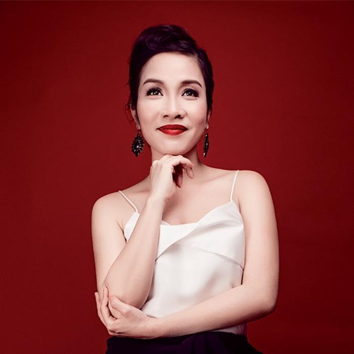 Diva Mỹ Linh cũng từng ước mơ trở thành một giảng viên.