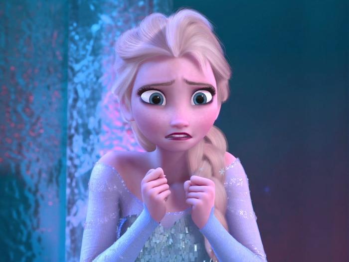 Sẽ ra sao nếu Elsa là kẻ phản diện thật sự?